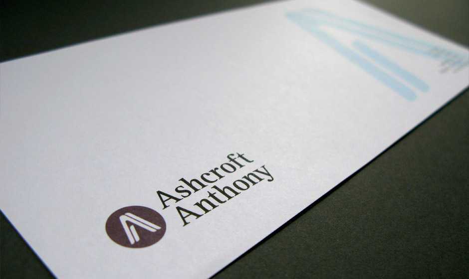 Ashcroft Anthony branding